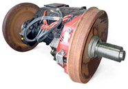 Traction Motor Combo